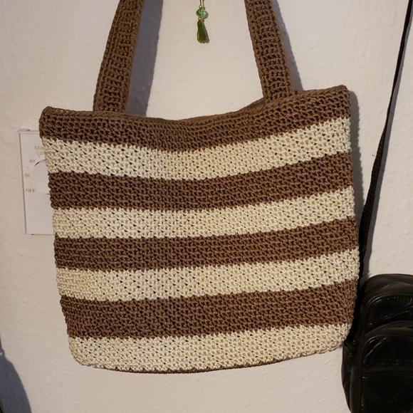 Crochet/knit purse